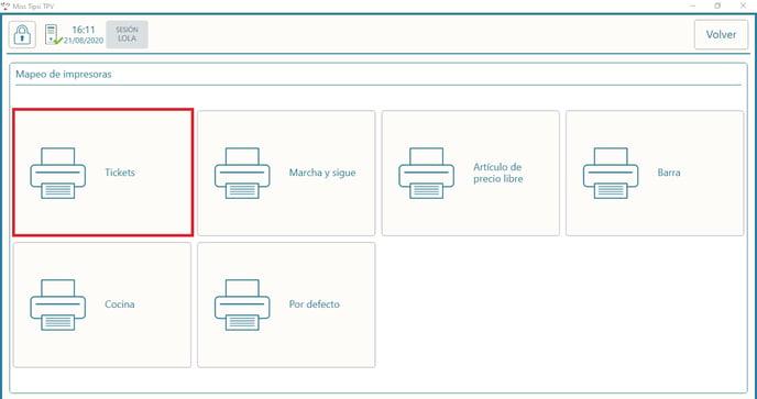 Mapear impresoras TPV_1