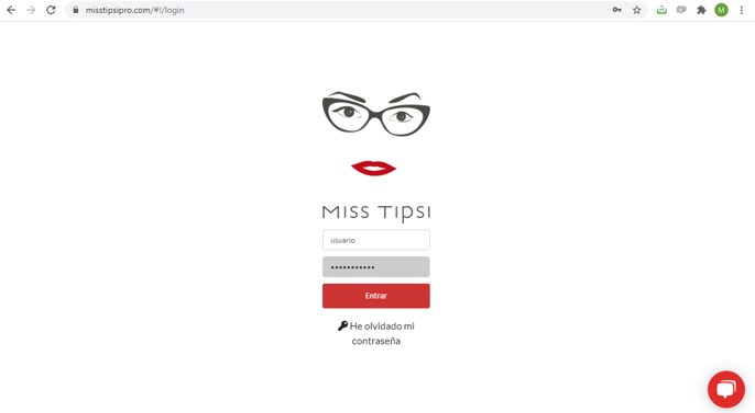 access miss tipsi
